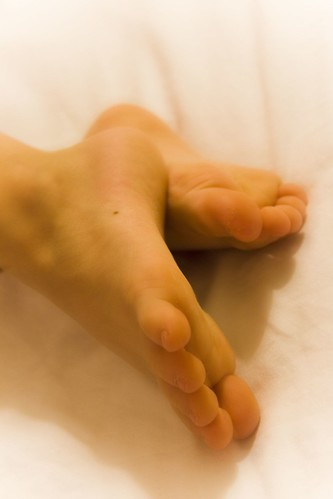 Sophia's Little Feet