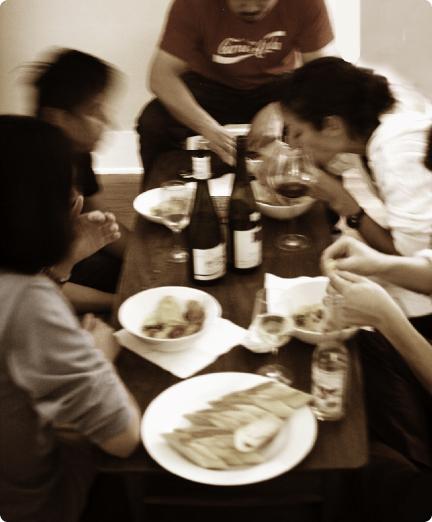 prawn feast
