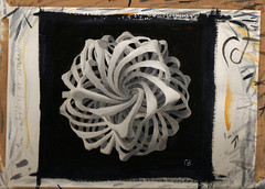 ✦ Now featuring: The Unfolding of Wisdom by devo2001 A4... (flavoredtape) Tags: abstract art wisdom unfolding
