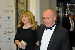 Guests arriving (James O'Hanlon) Tags: wongs liver building liverbuilding liverpool jewellers winter ball winterball barclays beth tweddle ray quinn celebrity event charity melanie sykes rayquinn bethtweddle