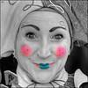 (2426) SPLASH - Fira Medieval Mascarell 2016 (QuimG) Tags: retoc retoque retouch bn vintage portrait retrat splash sony quimg quimgranell joaquimgranell afcastelló specialtouch obresdart