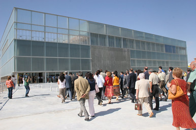 Palacio de Congresos de Albacete
