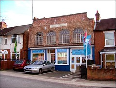 Ipswich Underground: St John's