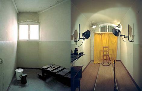 Stasi secret rooms daniel geo fuchs Palau de la Virreina