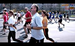 running man (me) (jonas_k) Tags: red people man berlin male men sport germany deutschland marathon running nikond50 half mann laufen joggen halbmarathon