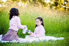 Afternoon Tea (Lisa Barnes) Tags: girl beautiful picnic pretty