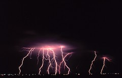 View Night Thunderstorm by C. Clark, 1978 (NOAA) on Flickr