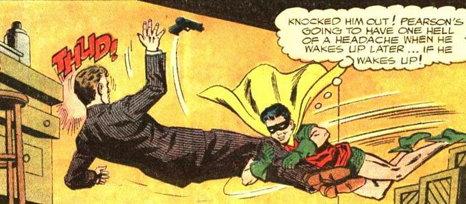 Robin's a jerk 2