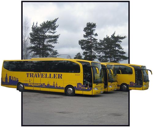 Three Travellers