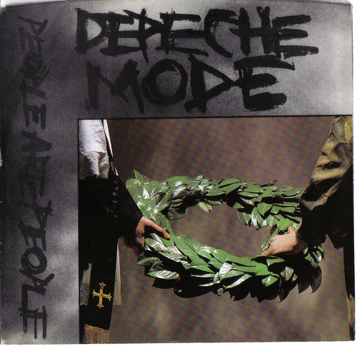 People Are People, 45 single from Depeche Mode