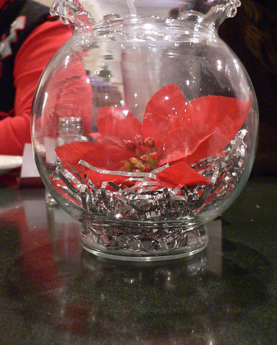 Centerpiece Image by Scuddr via Flickr Wedding Centerpieces Under Glass