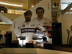 48.BMW Sauber兩位比賽車手