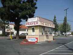 Anyone looking for a drive-up prayer booth? (03/17/07)