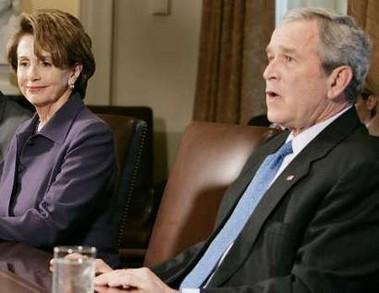 Bush & Dems  4.18.07  1