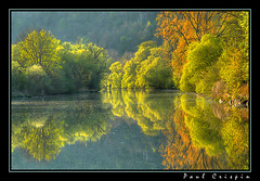 The Bottom of my Dream (Ducatirider -) Tags: trees reflections river germany nikon nikond100 rivers d100 hdr neckar riverneckar rottenburg naturesfinest neckartal 3xd photomatix outstandingshots specland nikonstunninggallery ducatirider abigfave anawesomeshot colorphotoaward wowiekazowie paulcrispin