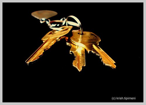 Three Golden Keys