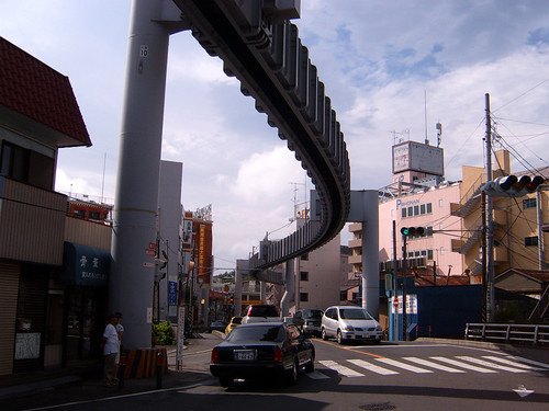 Ofuna monorail