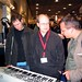 John Bowen Demoing the Solaris