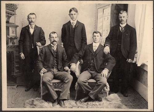 Edwardian Men Clothes