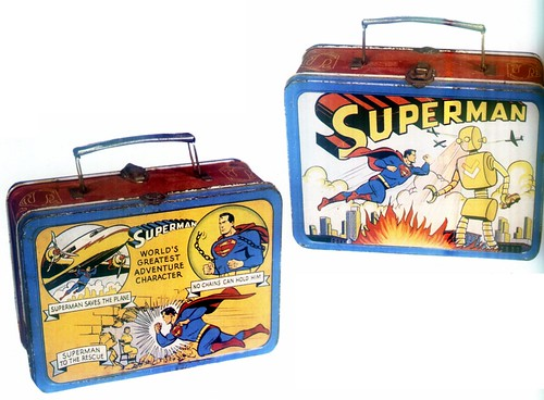 supermanlunchboxes