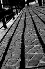 stripes [shadowplay #1] ([.iaia.]) Tags: bw shadows stripes nikond50 monza strisce