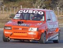 Auto de carrera de Edgar Russo