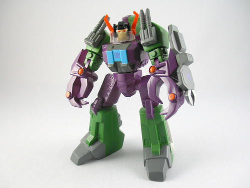 Takara Scorponok PVC (chase/bonus figure)