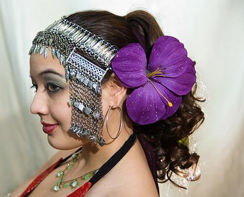 Jade's new headdress