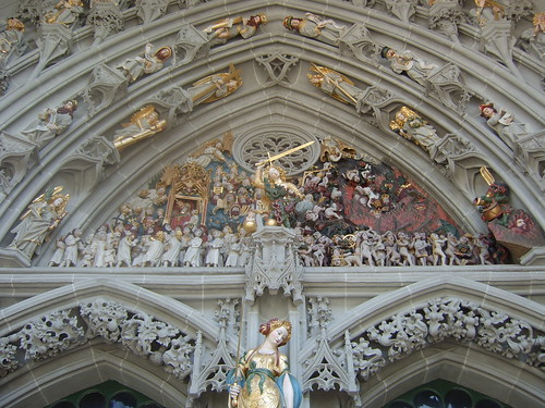 Münster Cathedral - The Last Judgement