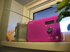 radio bathroom dab