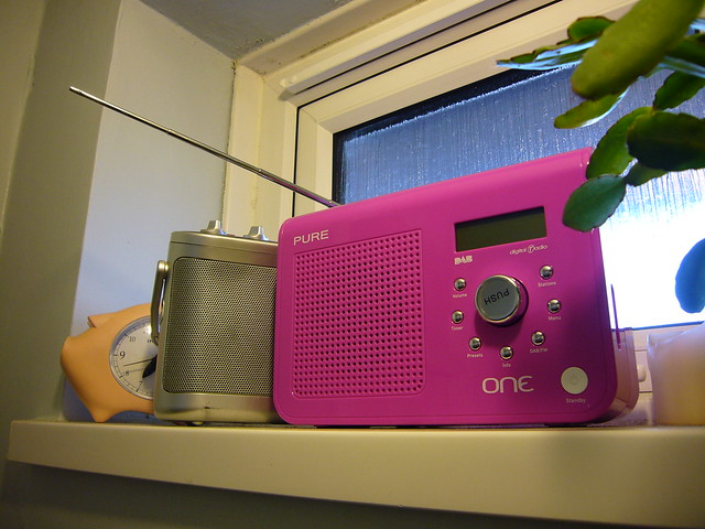 My new DAB radio is a Pure ONE
