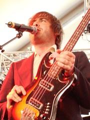 Coachella 2007 - Peter Bjorn & John
