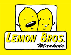 Lemon Bros. Markets shirt design