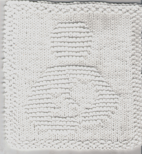 Breastfeeding Dishcloth