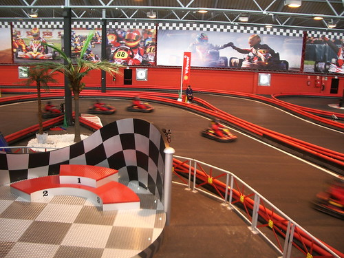 Circuito de Karting de Carlos Sáinz