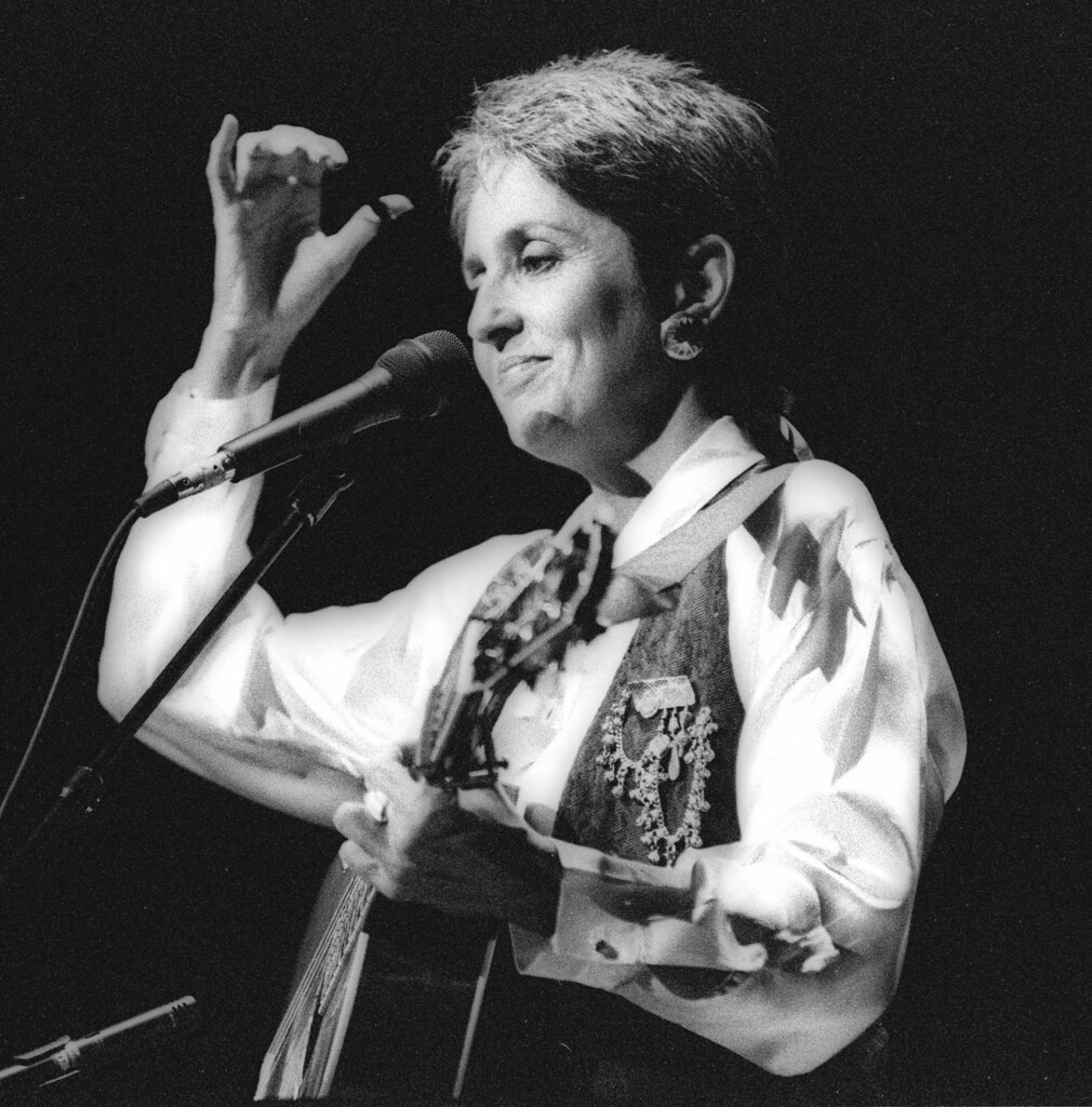 Joan Baez--Now (or at least, the later version)