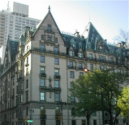 The Dakota 1 West 72nd Street Nyc BLOG Estate New York City Real Estate