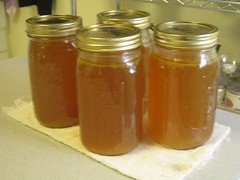 Finished Vegetable Stock