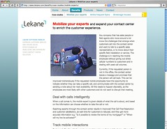 Lekane website