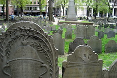 Boston - Freedom Trail: Granary Burial Ground by wallyg