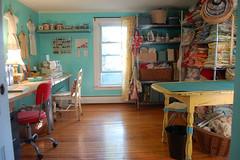 Amanda Soule's Amazing Workspace