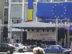 Cluj pro-Basescu Rally 10 May 2007