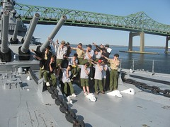 battleship 07 090 (troop565smithtown) Tags: boyscouts smithtown battleshipcove