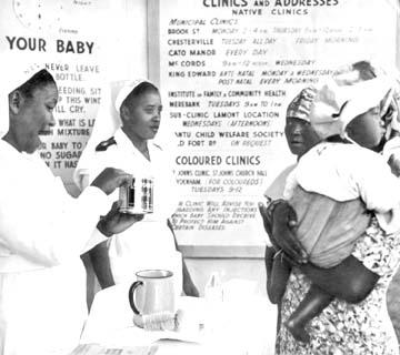Nestle 'nurses'