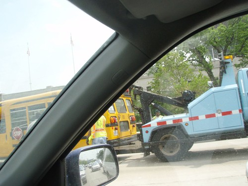 Accident on Lakeshore Drive