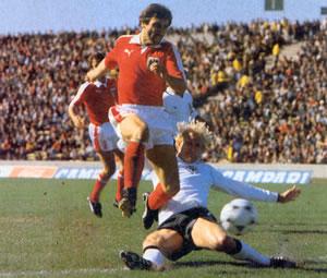 Hans Krankl in Cordoba, WM 1978