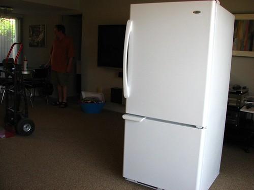 fridge is monster