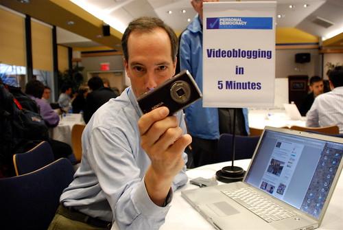 Videobloggin in 5 Minutes