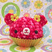 Amigurumi Summer Fruit Punch Cupcake Bear