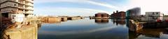 the langton dock - updated (Maddie Digital) Tags: reflection liverpool dock waterfront quayside regeneration merseyside capitalofculture tribehorizon